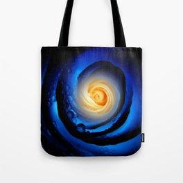 Eye of the Rose Tote Bag