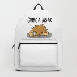 [RSJ] Gimme a break Backpack