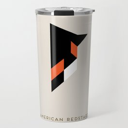 American Redstart Travel Mug