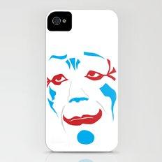 Laugh Clown Laugh iPhone (4, 4s) Slim Case