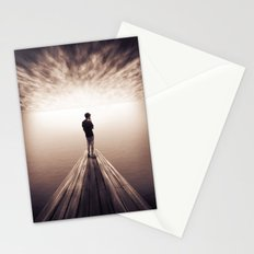 The Sky is getting closer Stationery Cards