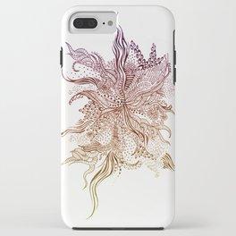 Patterns Gradient Warm 02 iPhone Case