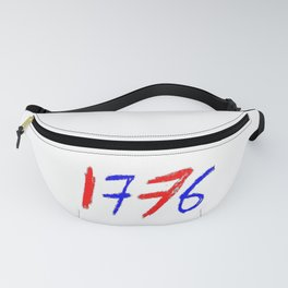 1776-Declaration of Independence 2 Fanny Pack