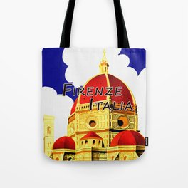 Firenze - Florence Italy Travel Tote Bag