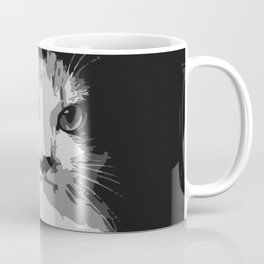 A Feline Mastermind Coffee Mug