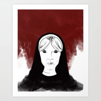 Sister Mary Eunice Art Print