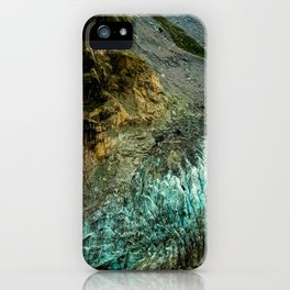 New Zealand - Fox Glacier iPhone Case