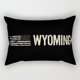 Black Flag: Wyoming Rectangular Pillow