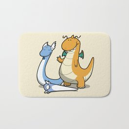 Pokémon - Number 147, 148 and 149 Bath Mat