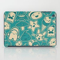 kawaii iPad Cases featuring Kawaii by Hoborobo