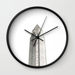 Architecture: Frankfurt Wall Clock