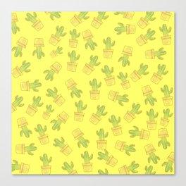 Cactus #3 Canvas Print