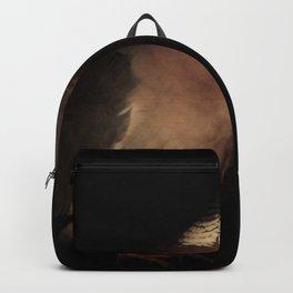 Woodpigeon Portrait Backpack