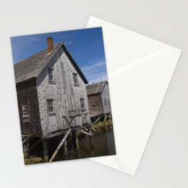 Lunenburg Dory Shop Stationery Cards