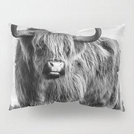 Highland Bull Pillow Sham