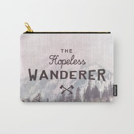 The Hopeless Wanderer Carry-All Pouch