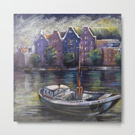 Holland Metal Print