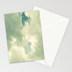 Cumulonimbus. Stationery Cards