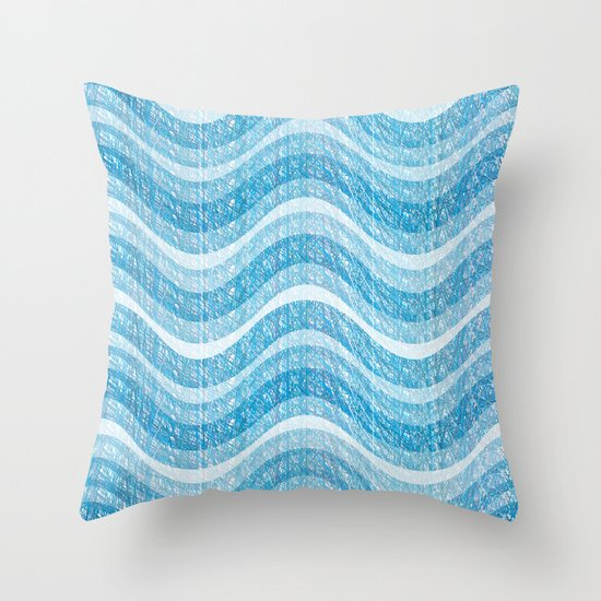 Enough Space Throw Pillow