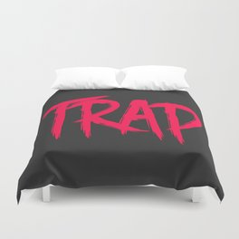 Trap Duvet Cover