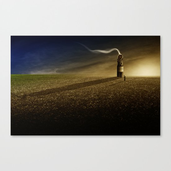 My last one Canvas Print