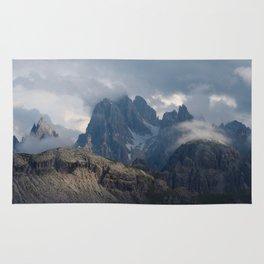 Moody Dolomites Rug