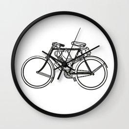 Bike Bicycle Bicicleta Vélo Wall Clock