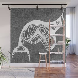 Spirit Keét Smoke Wall Mural