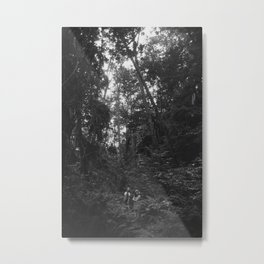 Keepers of the Forest Metal Print