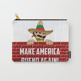 Make America Bueno Again Carry-All Pouch