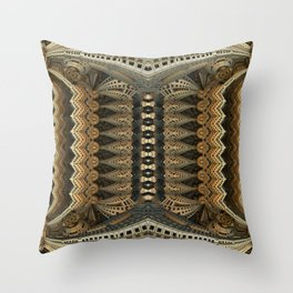 Tricksters evolving Throw Pillow