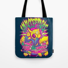 LEMONGRAB: UNACCEPTABLE Tote Bag