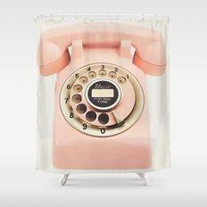 Kate Spade - Telephone Shower Curtain