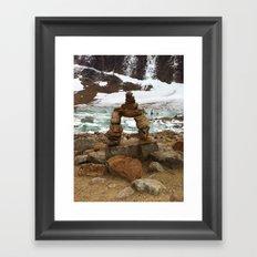 Jasper National Park - Canada Framed Art Print