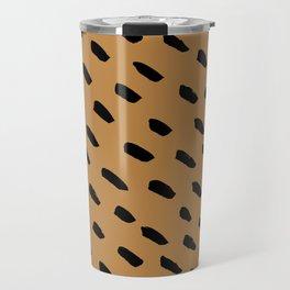 Animal Pattern Travel Mug