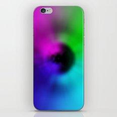 Warp Eye iPhone & iPod Skin