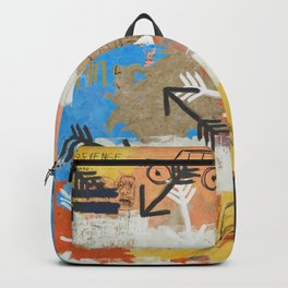 Arrows Pointed At You Backpack