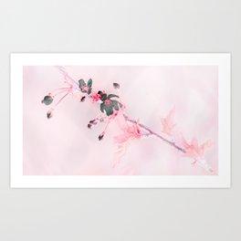 Oriental Inversion Art Print