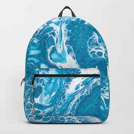 Frozen Currents Backpack