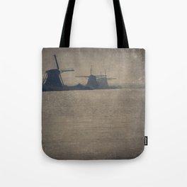 Kinderdijk Windmills II Tote Bag