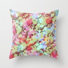 Abstract XXVI Throw Pillow