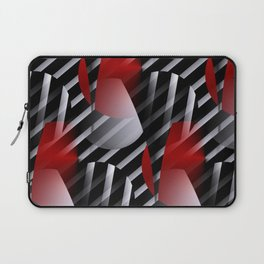 crazy patterns -4- Laptop Sleeve