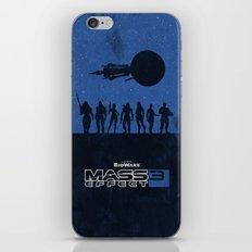 Mass Effect 3 iPhone Skin