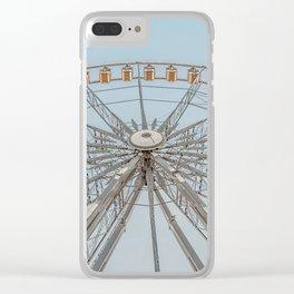 Big wheel vol. 2. Clear iPhone Case
