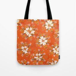 Blush Golden Autumn Tote Bag