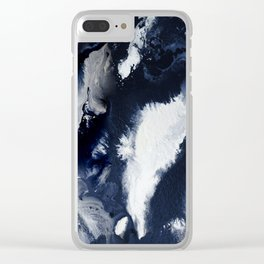 Mixology 017 Clear iPhone Case