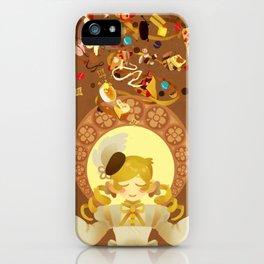 Mami Tomoe iPhone Case