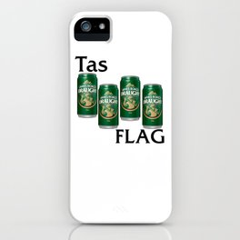 Northern Breakfast of Champions iPhone Case