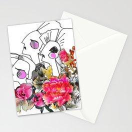 Peonie Stationery Cards