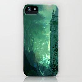 Caisleán Grove Poison iPhone Case